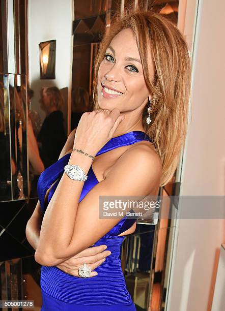 Lilly Becker attends The Lady Garden Gala hosted by Chopard in aid of Silent No More Gynaecological Cancer Fund and Cancer Research UK at Claridge's...