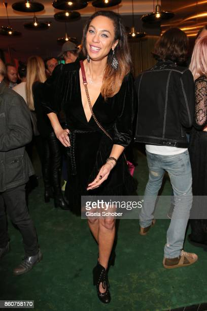 Lilly Becker during the grand opening of Roomers IZAKAYA on October 12 2017 in Munich Germany