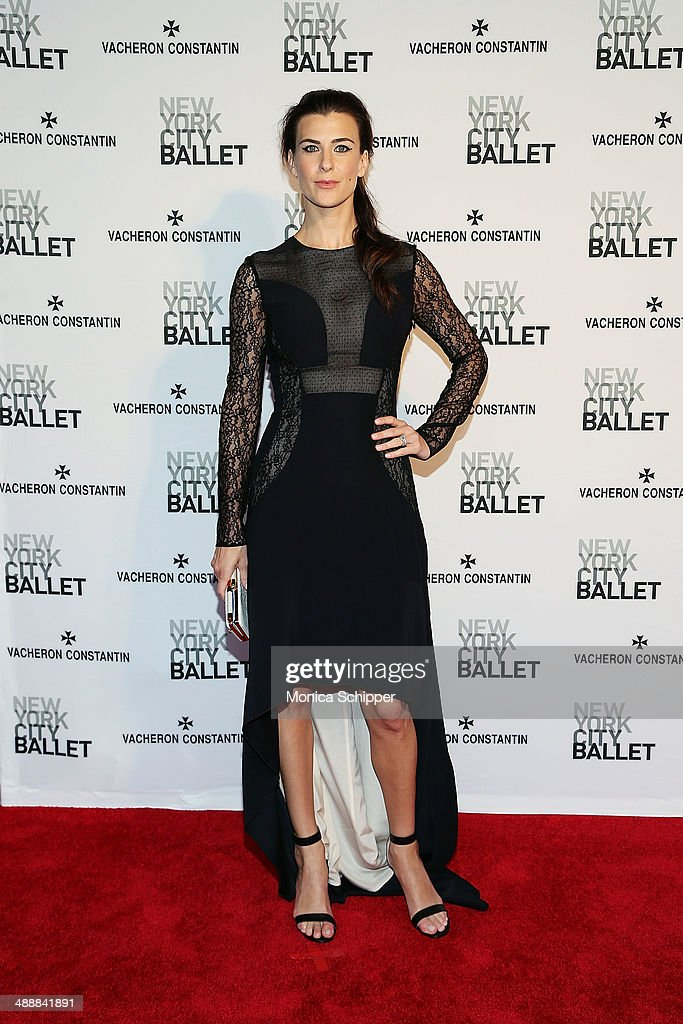 Lilly Hartley attends the New York City Ballet 2014 Spring Gala at David H. Koch Theater, Lincoln Center on May 8, 2014 in New York City.