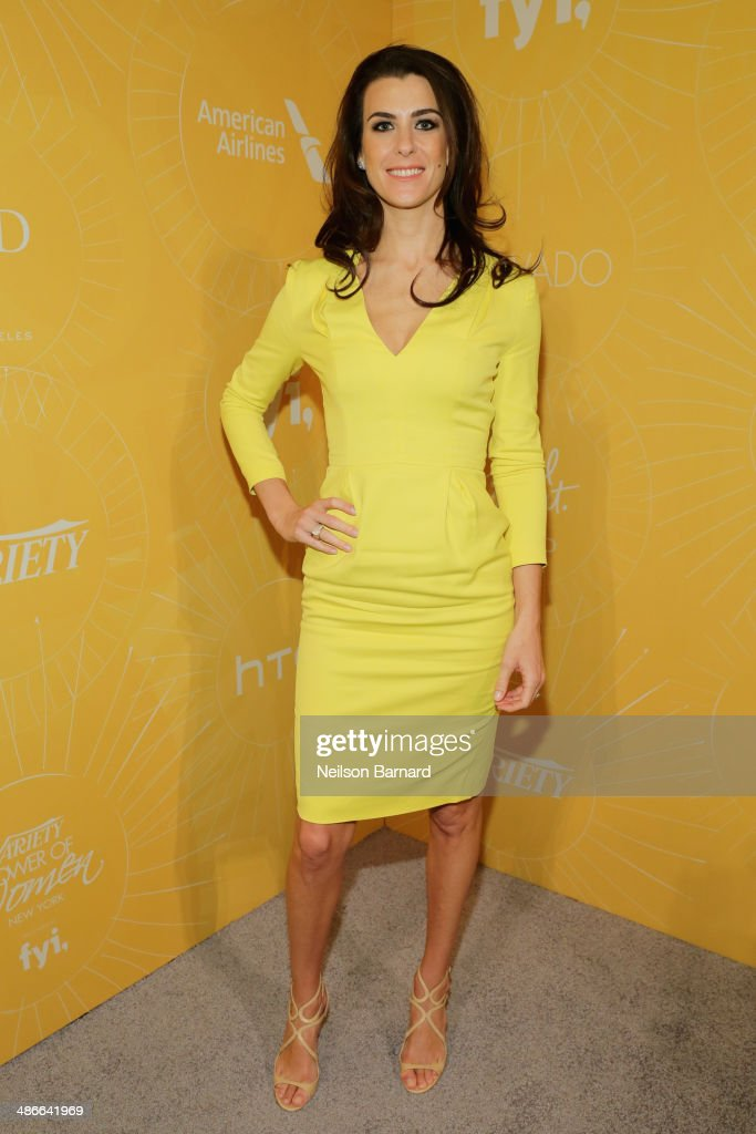 <a gi-track='captionPersonalityLinkClicked' href=/galleries/search?phrase=Lilly+Hartley&family=editorial&specificpeople=8261438 ng-click='$event.stopPropagation()'>Lilly Hartley</a> attends Variety Power Of Women: New York presented by FYI at Cipriani 42nd Street on April 25, 2014 in New York City.