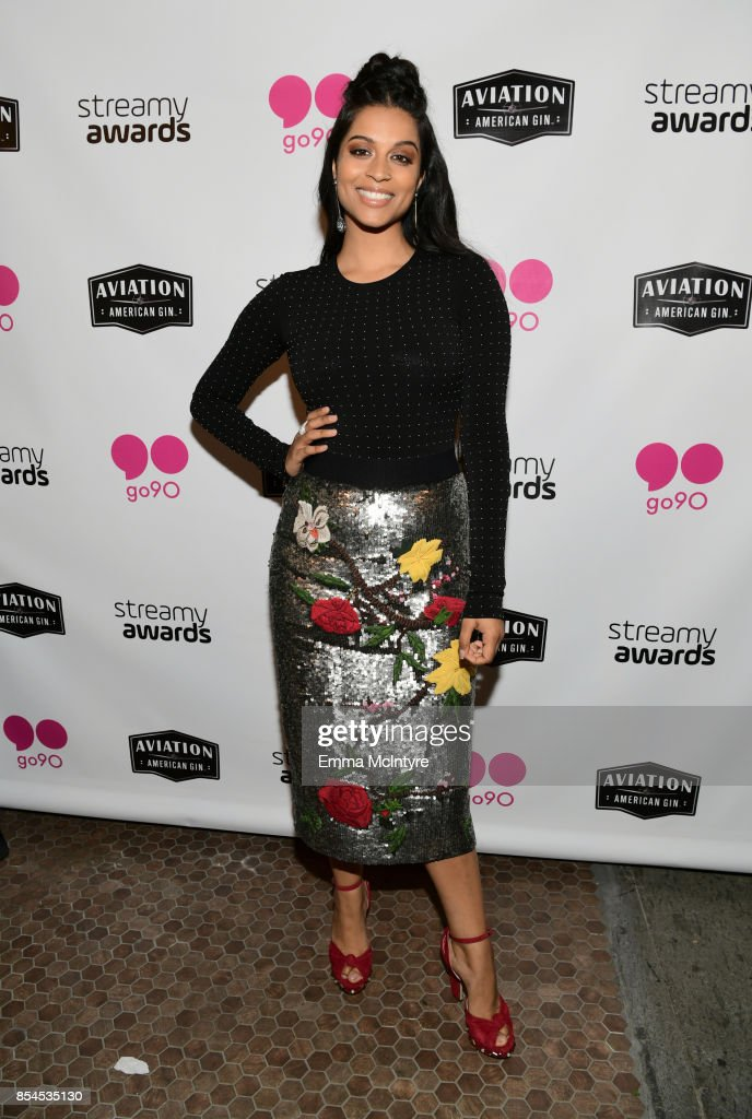 Lilly Singh at go90 + Streamys After Party at Poppy on September 26, 2017 in Los Angeles, California.