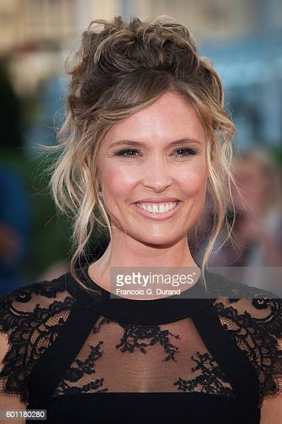 Lilou Fogli attends the 'Imperium' Premiere during the 42nd Deauville American Film Festival on September 9 2016 in Deauville France
