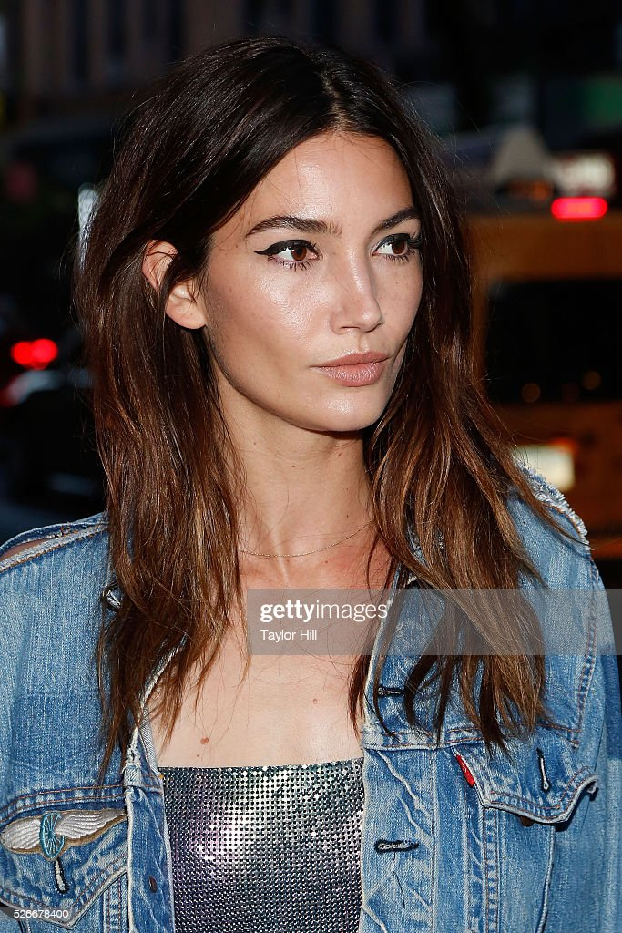 <a gi-track='captionPersonalityLinkClicked' href=/galleries/search?phrase=Lily+Aldridge&family=editorial&specificpeople=2110490 ng-click='$event.stopPropagation()'>Lily Aldridge</a> attends the Vogue.com Met Gala Cocktail Party at Search & Destroy on April 30, 2016 in New York, New York.