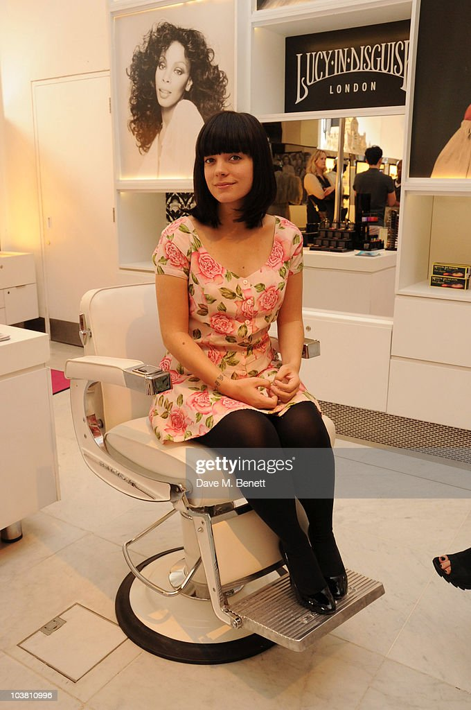Lily Allen And Sarah Owen Open Pop-Up Store 'Lucy in ...