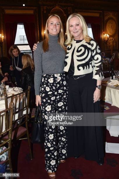 Lily Baker and Nina Griscom attend Brooke Shields joins Teaching Matters in promoting the need for strong early literacy programs in urban schools at...