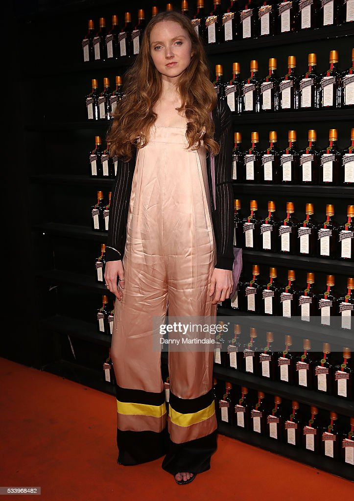 <a gi-track='captionPersonalityLinkClicked' href=/galleries/search?phrase=Lily+Cole&family=editorial&specificpeople=206320 ng-click='$event.stopPropagation()'>Lily Cole</a> attends the Cointreau Creative Awards at Liberty London on May 24, 2016 in London, England.