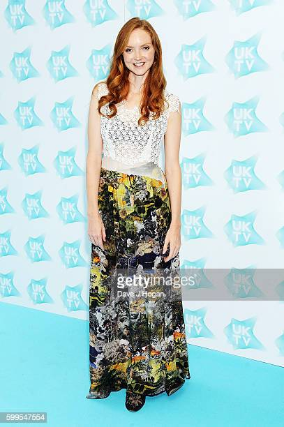 Lily Cole attends UKTV Live 2016 at BFI Southbank on September 6 2016 in London England