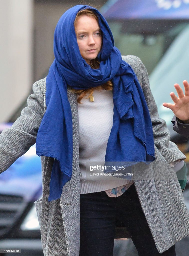 <a gi-track='captionPersonalityLinkClicked' href=/galleries/search?phrase=Lily+Cole&family=editorial&specificpeople=206320 ng-click='$event.stopPropagation()'>Lily Cole</a> is seen on March 19, 2014 in New York City.