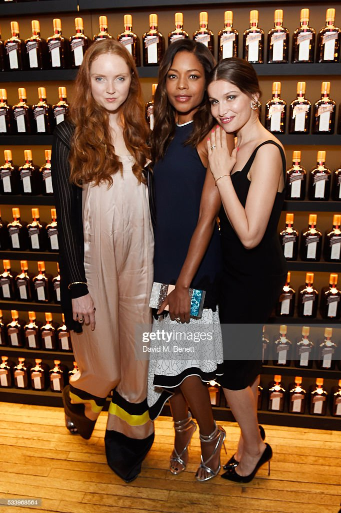 <a gi-track='captionPersonalityLinkClicked' href=/galleries/search?phrase=Lily+Cole&family=editorial&specificpeople=206320 ng-click='$event.stopPropagation()'>Lily Cole</a>, Naomie Harris and <a gi-track='captionPersonalityLinkClicked' href=/galleries/search?phrase=Laetitia+Casta&family=editorial&specificpeople=203075 ng-click='$event.stopPropagation()'>Laetitia Casta</a> attend the Cointreau Creative Crew Award Ceremony at Liberty London on May 24, 2016 in London, England.