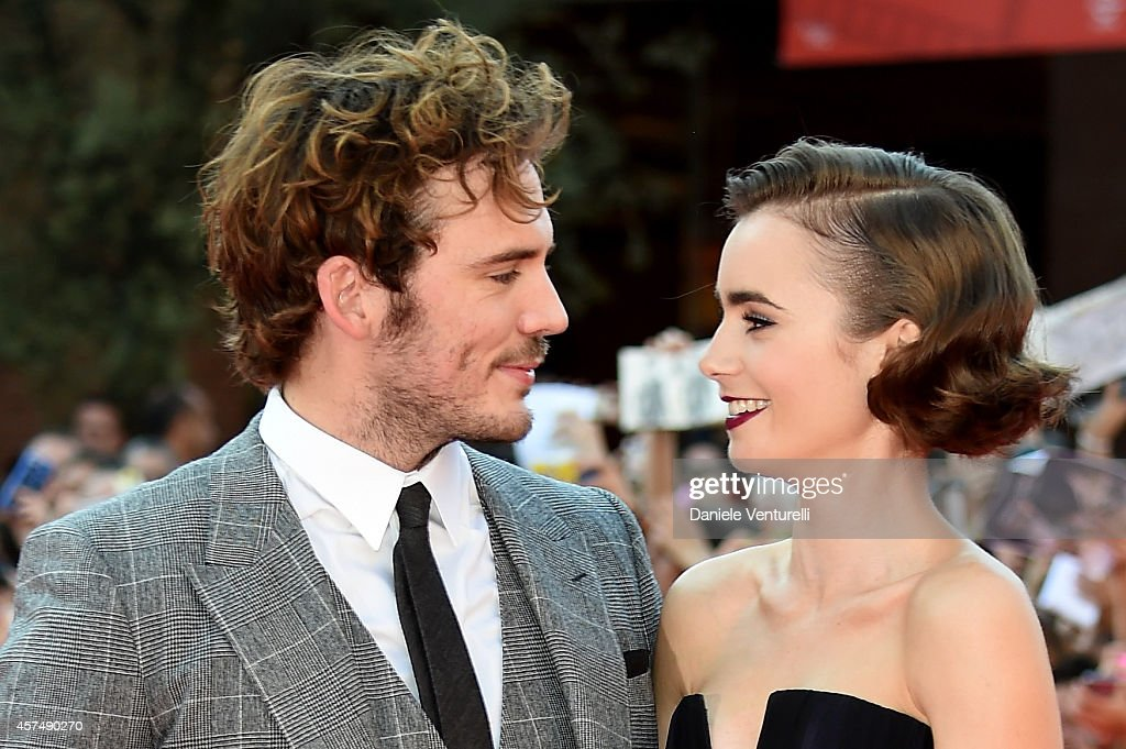 'Love, Rosie' Red Carpet - The 9th Rome Film Festival ...