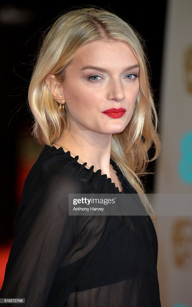 <a gi-track='captionPersonalityLinkClicked' href=/galleries/search?phrase=Lily+Donaldson&family=editorial&specificpeople=469694 ng-click='$event.stopPropagation()'>Lily Donaldson</a> attends the EE British Academy Film Awards at The Royal Opera House on February 14, 2016 in London, England.