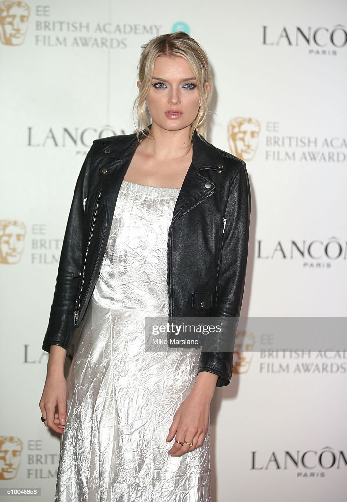 <a gi-track='captionPersonalityLinkClicked' href=/galleries/search?phrase=Lily+Donaldson&family=editorial&specificpeople=469694 ng-click='$event.stopPropagation()'>Lily Donaldson</a> attends the Lancome BAFTA nominees party at Kensington Palace on February 13, 2016 in London, England.