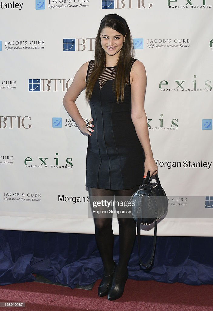 Lily Lane attends the 2013 Jacob's Cure 'Dream Big' Gala at Pier Sixty at Chelsea Piers on May 16, 2013 in New York City.