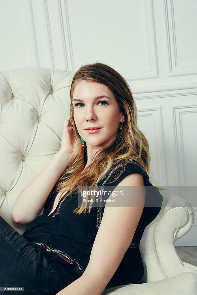Lily Rabe poses for a portrait in the Getty Images SXSW Portrait Studio Powered By Samsung on March 13, 2016 in Austin, Texas.