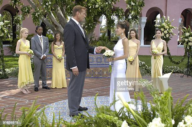 Lily Reggie Greenlee Bianca and Kendall watched Jackson and Erica marry on Tuesday May 24 2005 on ABC Daytime's 'All My Children' on the ABC...