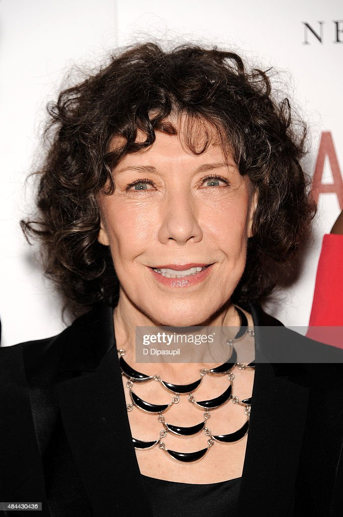 Lily Tomlin attends Sony Pictures Classics' screening of 'Grandma' hosted by The Cinema Society and Kate Spade at Landmark Sunshine Cinema on August...