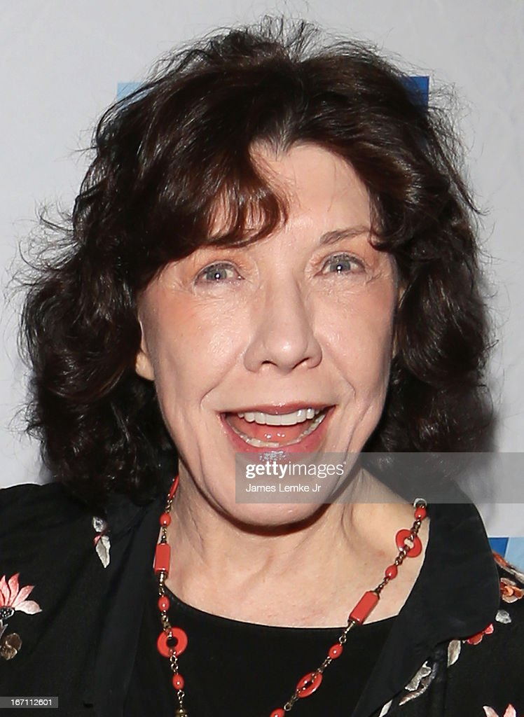 <a gi-track='captionPersonalityLinkClicked' href=/galleries/search?phrase=Lily+Tomlin&family=editorial&specificpeople=208236 ng-click='$event.stopPropagation()'>Lily Tomlin</a> attends The L.A. Gay & Lesbian Center's <a gi-track='captionPersonalityLinkClicked' href=/galleries/search?phrase=Lily+Tomlin&family=editorial&specificpeople=208236 ng-click='$event.stopPropagation()'>Lily Tomlin</a>/Jane Wagner Cultural Arts Center Presents Conversations With Coco With Special Guest Jane Fonda held at The Renberg Theatre on April 20, 2013 in Los Angeles, California.