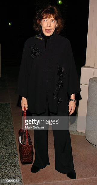 Lily Tomlin during Academy of Television Arts Sciences Presents A Tribute To Fred Rogers at Academy of Television Arts Sciences in North Hollywood...