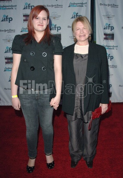 Lily Wiest and Dianne Wiest during - 149.7KB