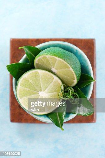 Lime Essence : Stock Photo