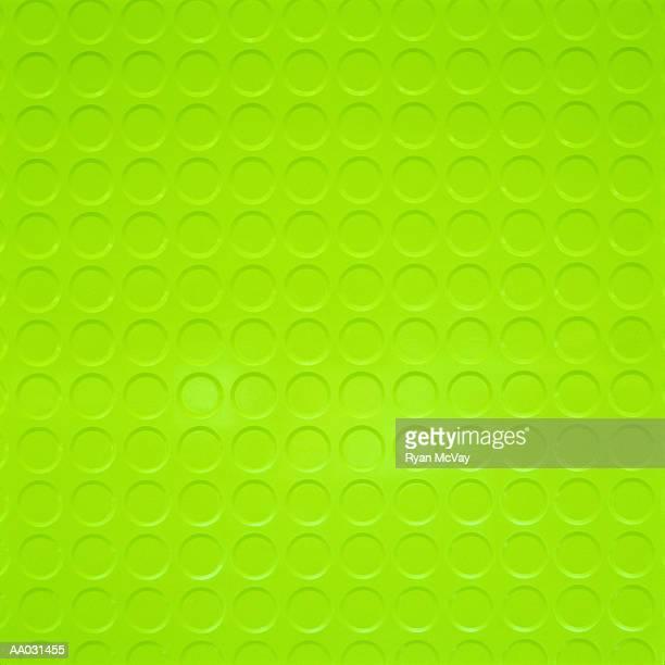 Lime Green Polka Dot Background