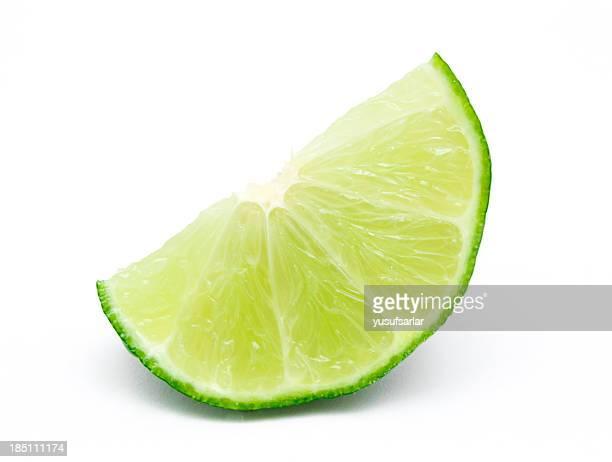 Rondelle de citron vert