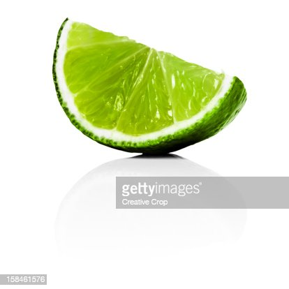 Lime wedge