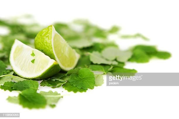 Lime with lemongrass #2