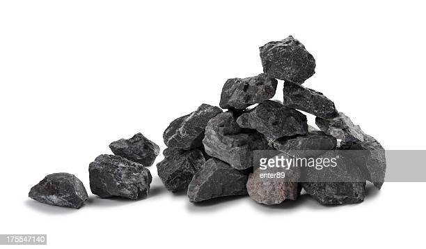 石灰岩の chippings