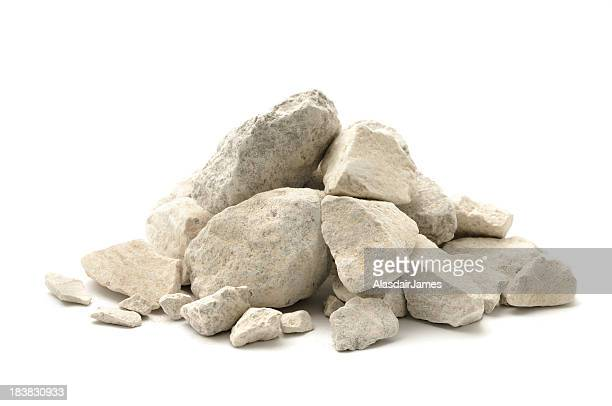 Piedra caliza chippings