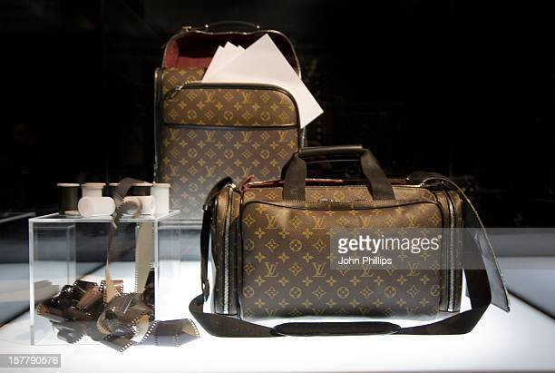 A Limited Edition Camera Bag Created By Photographer Annie Leibovitz Makes Up Part Of The Louis Vuitton'S 'L'Excellence Du SavoirFaire' Six...