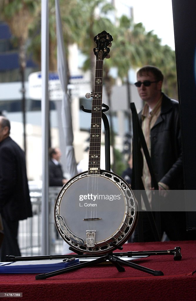 Limited edition collectible / tribute 'The Earl' banjo by Gibson Guitar made to honor Earl Scruggs's career achievements