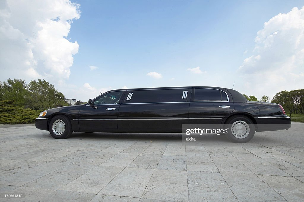 Limo side view