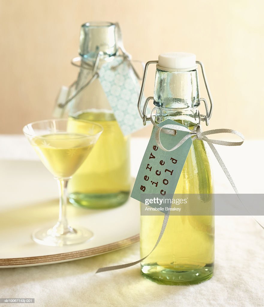 how to drink italian limoncello
