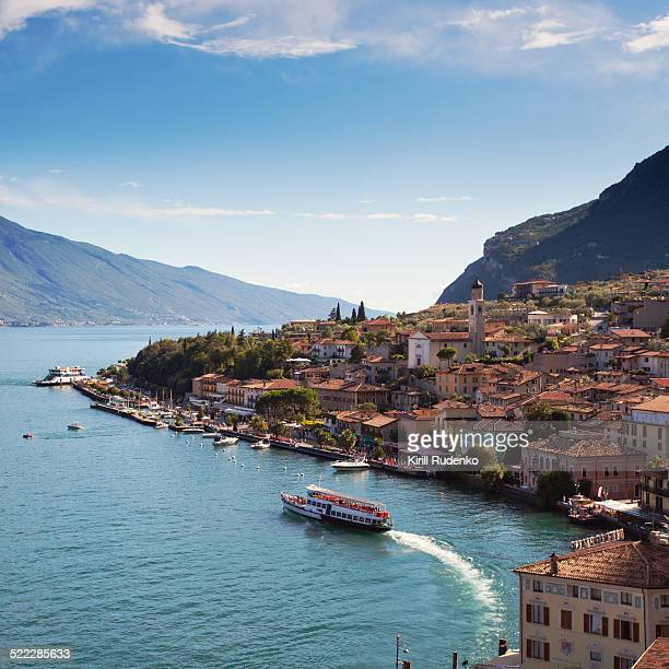 Limone sul Garda on Lake Garda