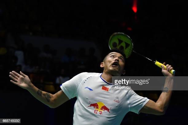 Badminton Indonesia Open Super Series Stock Photos and Pictures ... f1270fa37