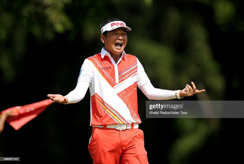 CIMB Niaga Indonesian Masters - Day Two