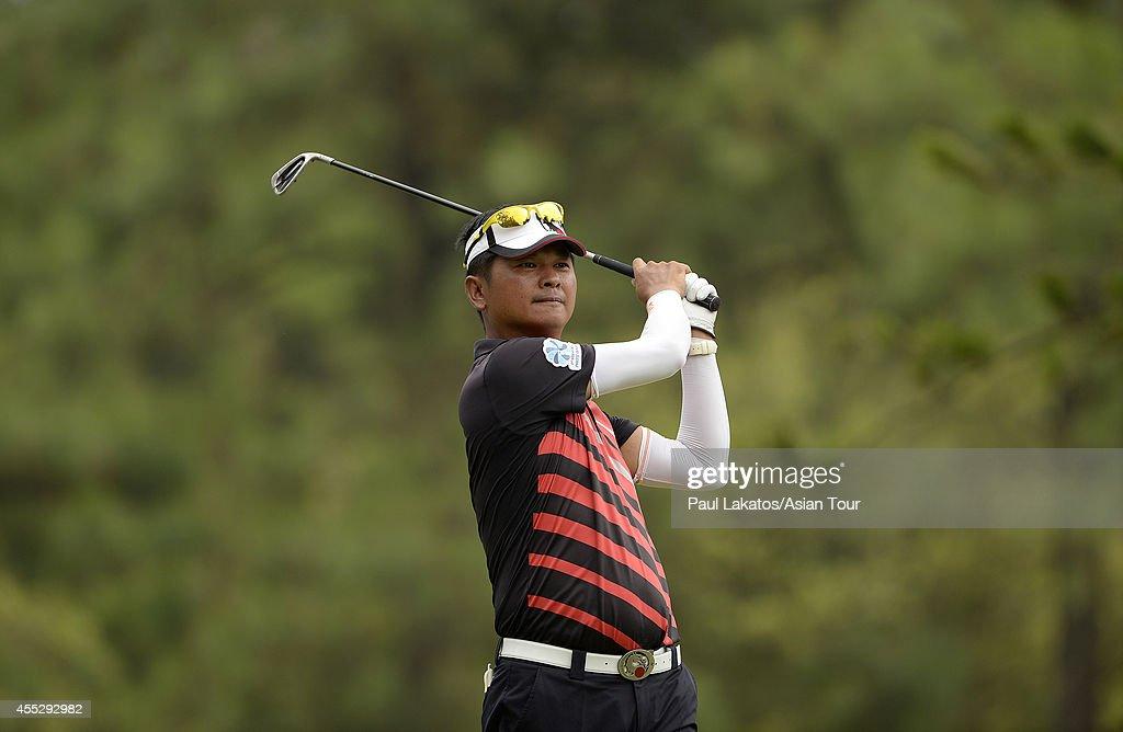 Yeangder Tournament Players Championship - Round Two