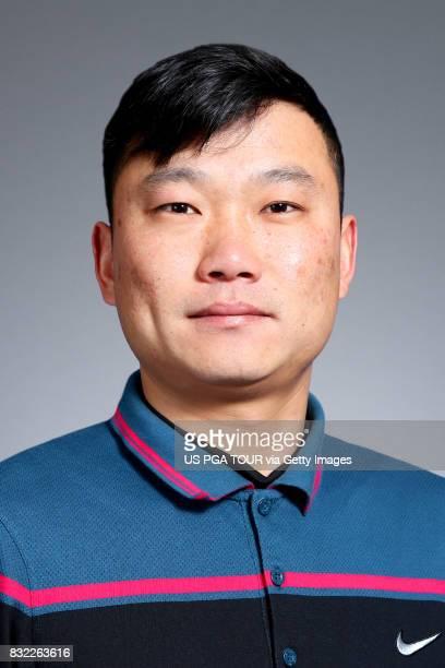 Lin Yun Zou current official PGA TOUR headshot