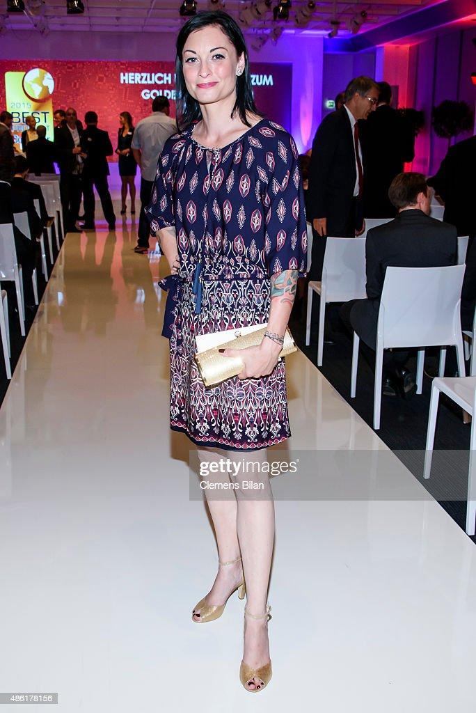 barbara schoeneberger attends for the goldene henne 2012 award on
