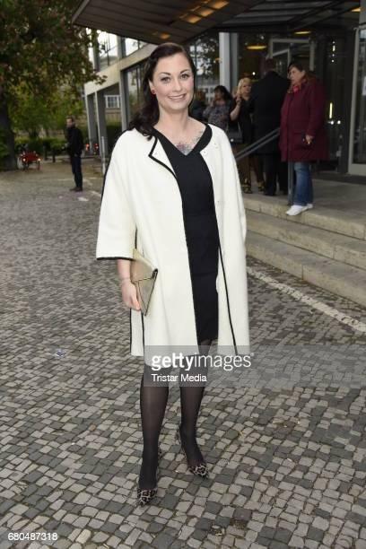 Lina van de Mars attends the Victress Awards Gala 2017 on May 8 2017 in Berlin Germany