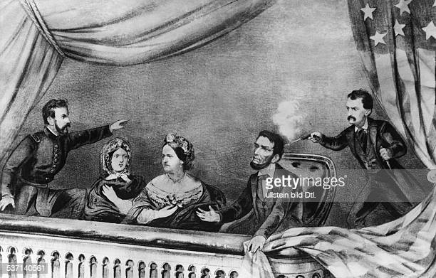 John Wilkes Booth Stock Photos and Pictures | Getty Images