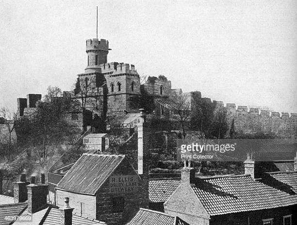 Lincoln Castle Lincolnshire 19241926 Lincoln Castle was built in the late 11th century by William the Conqueror on the site of an earlier Roman fort...