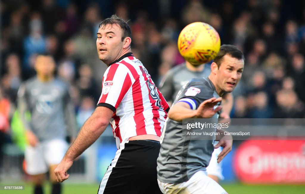 Lincoln City v Coventry City - Sky Bet League Two