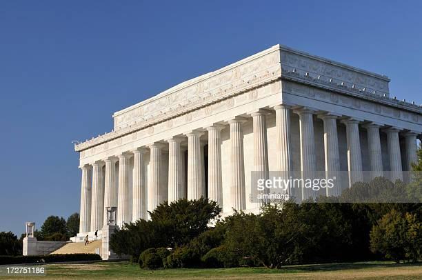 Lincoln Memorial en la mañana