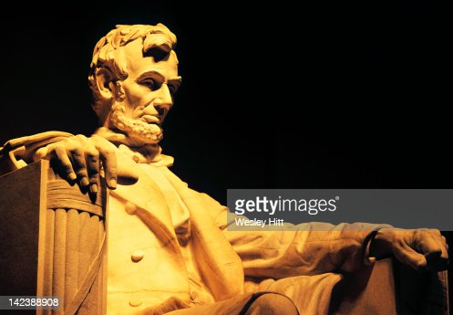 Lincoln Memorial : Stock Photo