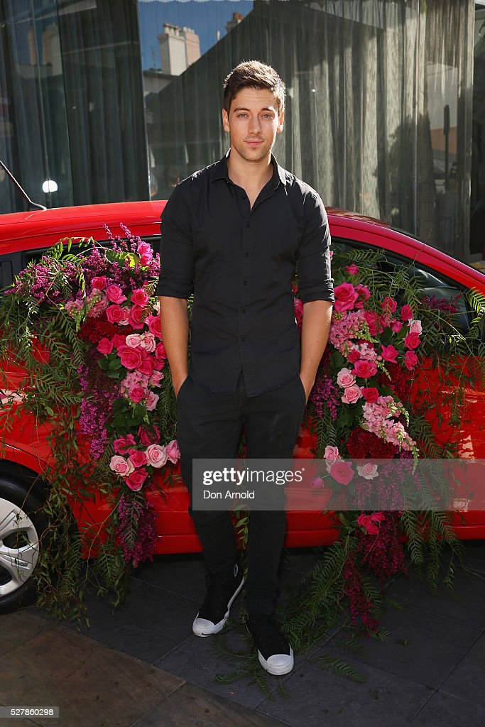 <a gi-track='captionPersonalityLinkClicked' href=/galleries/search?phrase=Lincoln+Younes&family=editorial&specificpeople=6338611 ng-click='$event.stopPropagation()'>Lincoln Younes</a> attends the Holden Spark launch brunch on May 4, 2016 in Sydney, Australia.