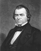 Lincoln's successor President Andrew Johnson of Tennessee