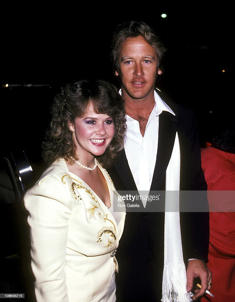 Linda Blair and Steve Henderson during Grand Opening Celebration of Espartacus Restaurant at Espartacus Restaurant in West Hollywood California...
