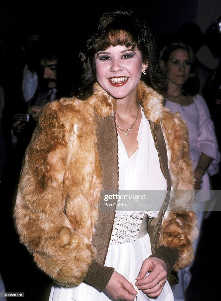 Linda Blair during Linda Blair Sighting at Club Viola in Beverly Hills January 23 1984 at Club Viola in Beverly Hills California United States